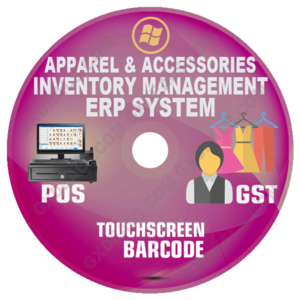 apparel software for small business