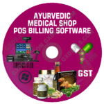 Ayurveda Billing Software for Medical Store (GST) with Advanced Features