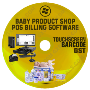 Baby Product Shop Billing Software   Easy Sale POS System GST Version