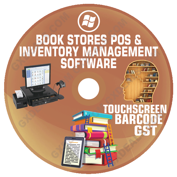Online Book Store Software Free | Book Inventory & Stock Management