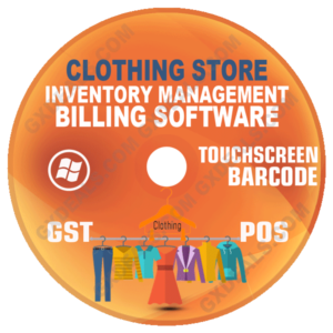 Clothes Shop Management System | Easy Billing and Accounting Software