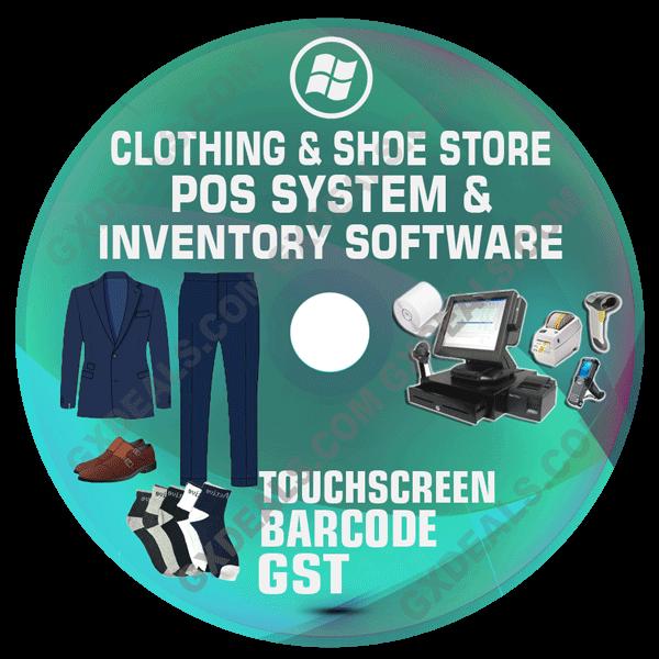 Clothing Store Inventory Software & Shoe Shop Billing Management (GST)