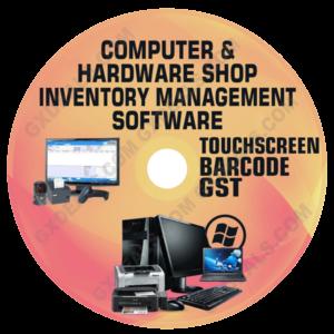 Offline Billing Software for Computer & Hardwares Free Download (GST)