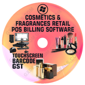 Free Shop Management Software for Cosmetics and Fragrances ( GST )