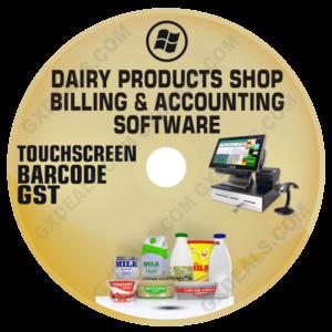 Milk Dairy Software Free Download ( GST ) | Best Billing & Account System