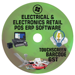 Electrical Store Management Software Free Download ( GST ) Full Version