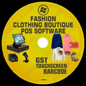 Fashion Boutique Software ( GST ) Best Clothing Shop POS Billing System