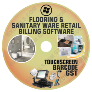Flooring Inventory Management Software & Sanitary Ware Billing System