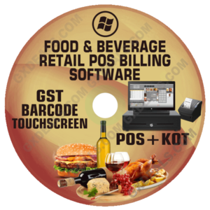 POS Billing Software for Food and Beverage Retail Billing Software Free