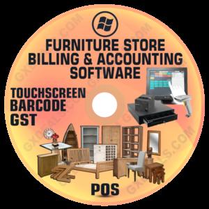 Furniture Inventory Software & Home Furnishing Shop Billing Management