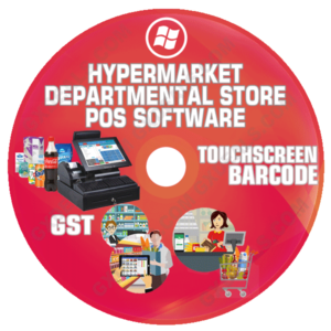 Free Invoice Billing Software for Hypermarkets Retail Store Inventory, POS