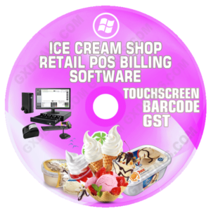 Ice Cream Inventory System Retail Store GST Version Free Download
