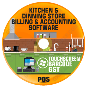Kitchen Billing Software and Free POS Inventory Management System