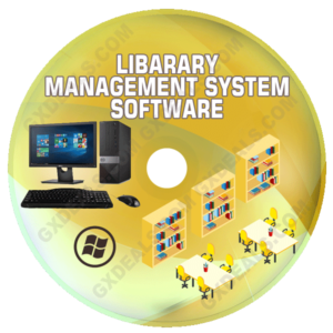 Library Management Software and Inventory System GST Free Download