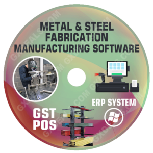 ERP Software for Metal Fabrication & Steel Manufacturing Billing System