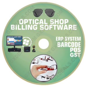 Optical Software for Retail Stores Free Download | POS of Optical Shop