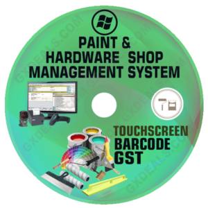 POS System for Paint Store with Billing and Accounting Software Free Now