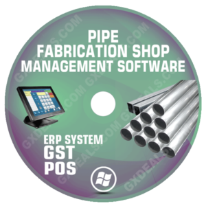 Pipe Fabrication Shop Management Software Inventory System Download