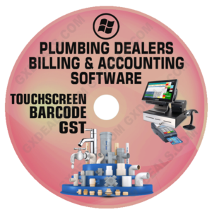 Plumbing Inventory Software Free Download | GST Based Billing System