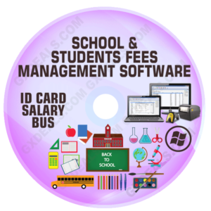 School Fees Software Free Download | Best Student Fees Record System