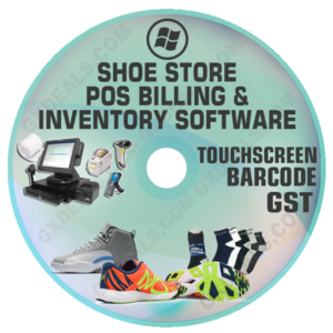 Shoe Store POS System & Shoes Inventory Management Free Download