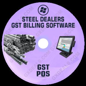 Billing Software for Steel Dealers Download | Best GST Inventory System