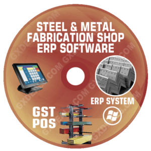 Steel Fabrication Software Free Download | GST Based Inventory System