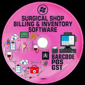 Surgery Center Inventory Management & Best Surgical Shop Bill Software