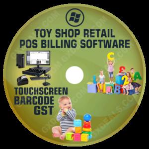 Lifetime Free GST Billing Software for Toys Shop | Best POS Software