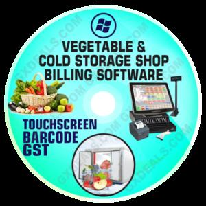 Cold Storage Management System for Vegetables & Fruits Free Download