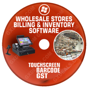 Wholesale Inventory Management Software for Shops GST Version Free